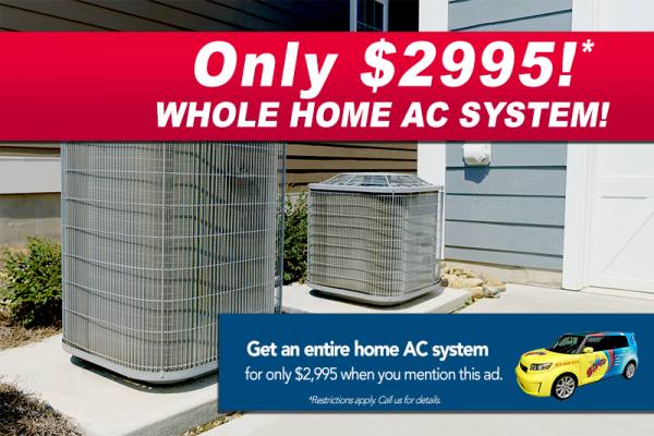 whole AC system special