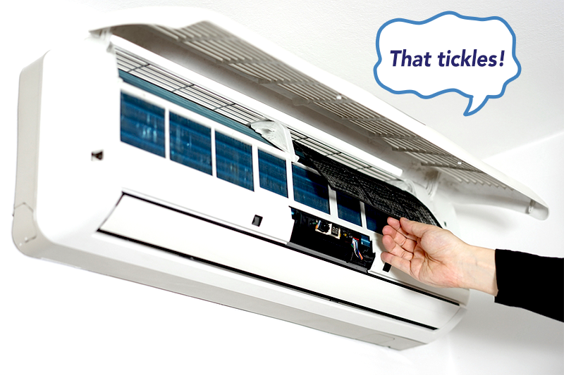 AC Inspection: Nothing to Fear