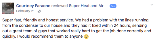 denis nuhic super heat and air reviews