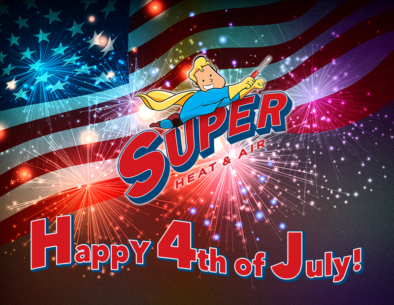 Independence Day Fun Facts Super Heat And Air