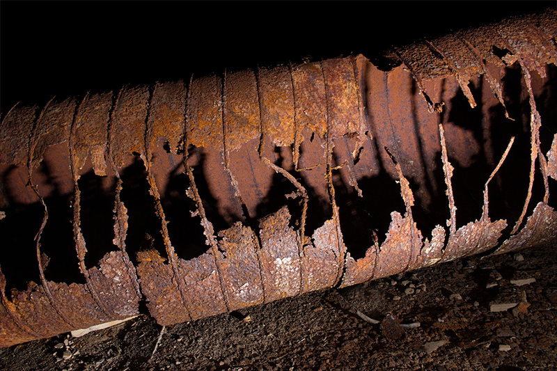 rusty-ducts
