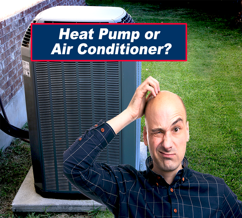 Heat Pump vs Air Conditioner: Is there a Difference?
