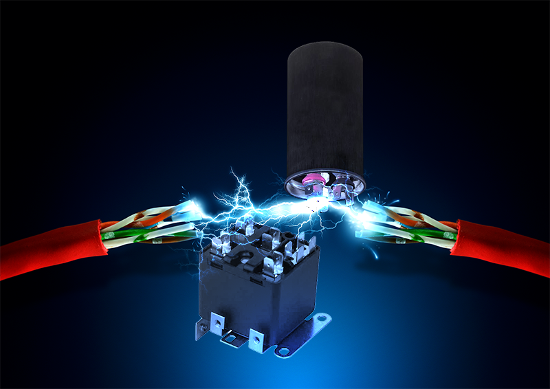 Symptoms Of A Bad Motor Run Capacitor
