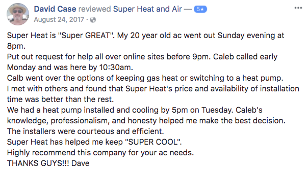 Tampa ac company review