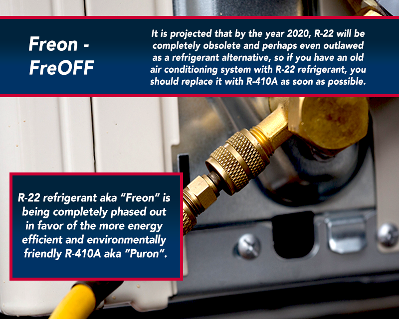 r22 refrigerant phase out