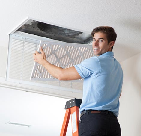 Free Duct Inspection with New AC Special