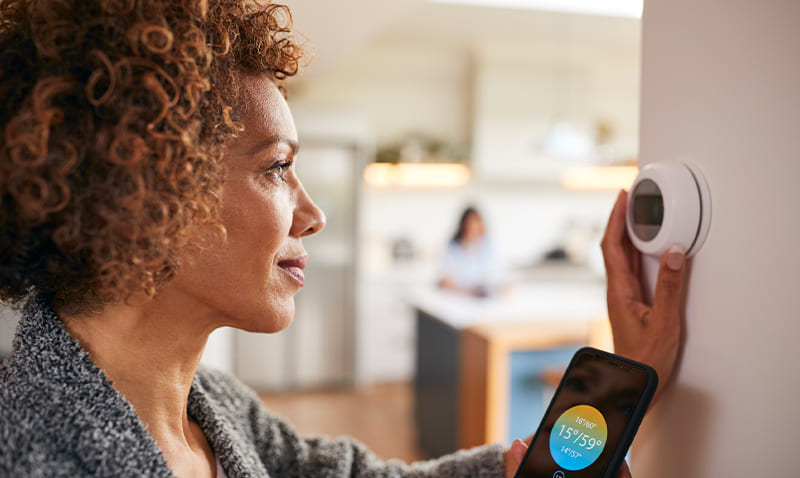 The Benefits of Using a Smart Thermostat
